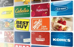 We Buy Your Gift Cards For Cash